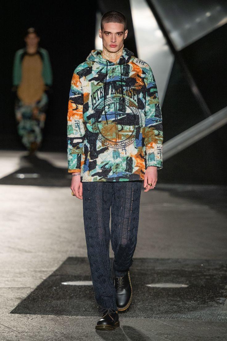 Astrid Andersen Herbst/Winter 2019-2020 Menswear ...
