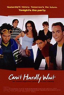 Can't Hardly Wait. (guilty pleasure)