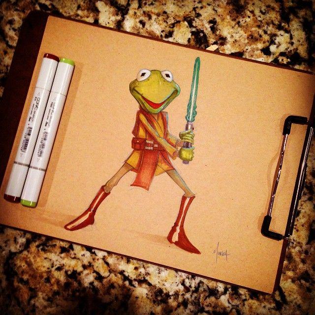 Pin On Artsy Frogs By Artist Aa Al