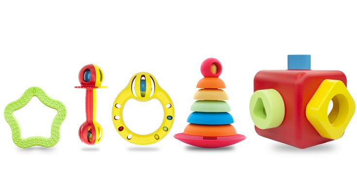 Buy bioplastic toy set made from plants