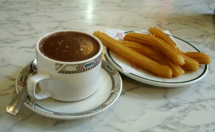 Tipico desayuno español | España | Pinterest Desayuno Espanol Tipico