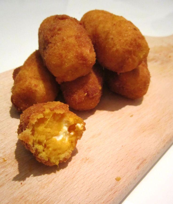 Zoete aardappelkroketjes | lindsayscooking.nl