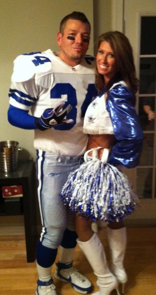 Dallas cowboy cheerleader dating football player