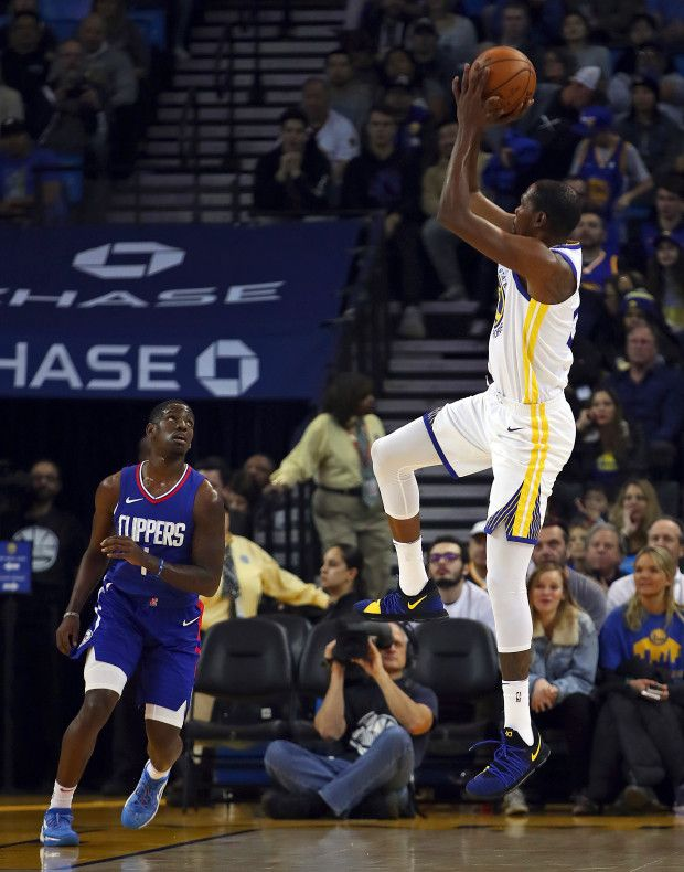 Nick Young Doesn T Deliver In Loss To The Clippers In 2020 Nba Basketball Game Kevin Durant Los Angeles Clippers