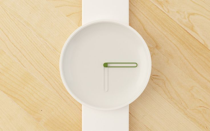 Tea watch by Stone Designs