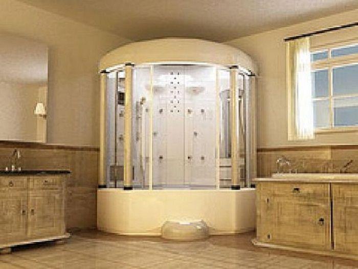 12 best images about bathroom shower designs on pinterest for Luxury bathroom tile designs