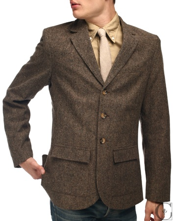 Dunderdon Wool Dot Blazer   $125 from http://www.contextclothing.com/item.php?id=2685