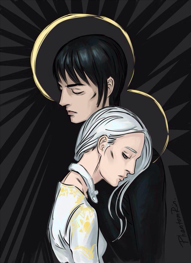 Alina and the Darkling( phantomrin)