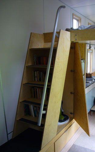 canadian sustain design studios minihome a prefab modular design house stairsbook