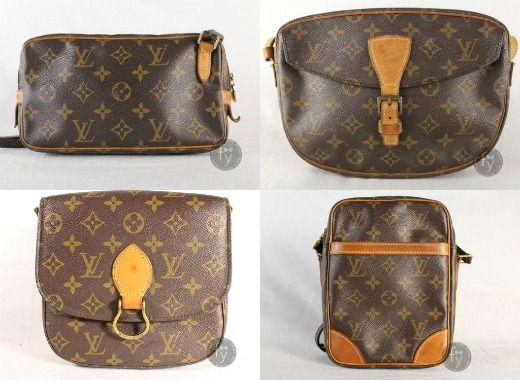 vintage louis vuitton crossbody satchels  dd773ed694411