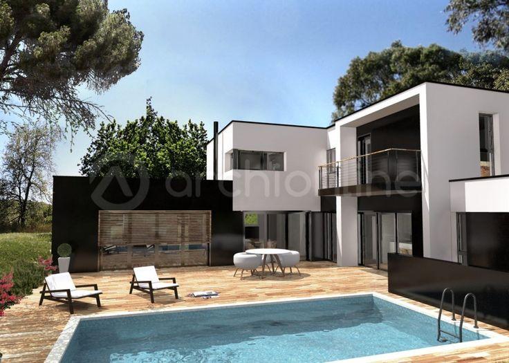 Maison d'architecte : http://www.m-habitat.fr/preparer-son-projet/types-de-maisons/les-maisons-d-architecte-828_A