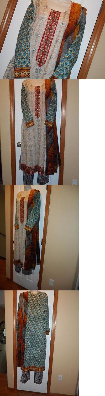 Salwar Kameez 155249: Bust 20 40 M L Asim Jofa Pakistani Designer Inspired Salwar Kameez -> BUY IT NOW ONLY: $55 on eBay!