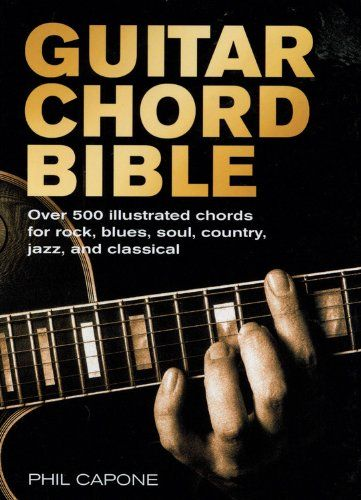 Guitar Chord Bible (Music Bibles) by Phil Capone http://www.amazon.com/dp/0785820833/ref=cm_sw_r_pi_dp_uVgvvb1A5T5F5