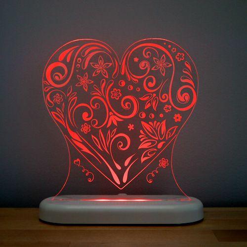 About heart and love... #alokasleepylight #kidsnightlight