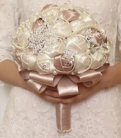 Brooch bouquet wedding bouquet bridal bouquet от iamshoppingqueen