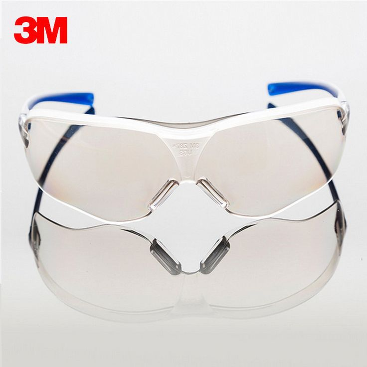 3M 10436 Safety Goggles Glasses Outdoor work Sports Bicycle Cycling Anti-UV Anti Shock Glasses Anti-dust anti Sunlight Resistant