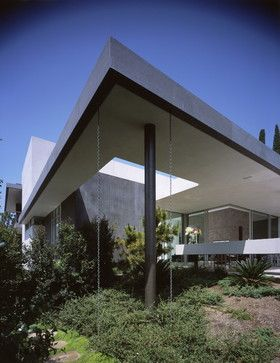 Boxenbaum Residence modern exterior MODERN HOMES Pinterest