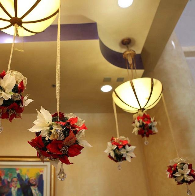 29 Best Christmas Ceiling Decor Images On Pinterest