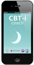 Sleep problems are very common for people with posttraumatic stress disorder (PTSD). The CBT-i Coach mobile application (mobile app) is designed to help you develop good sleep habits and sleep better. This app is for use with your therapist to help you get the most out of CBT for Insomnia (CBT-i).