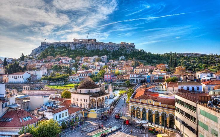Athens Layover
