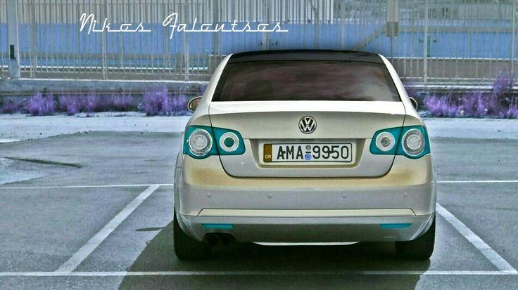 My new 1.4 tsi 140hp VW Jetta...