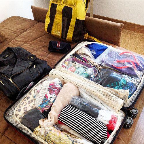 Quantos sapatos e blusas cabem em uma mala de bordo? | Nós no Mundo