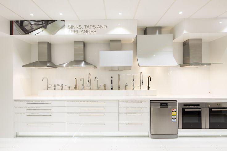 Kitchen Fittings. Appliances. Modern. Kitchen Décor.