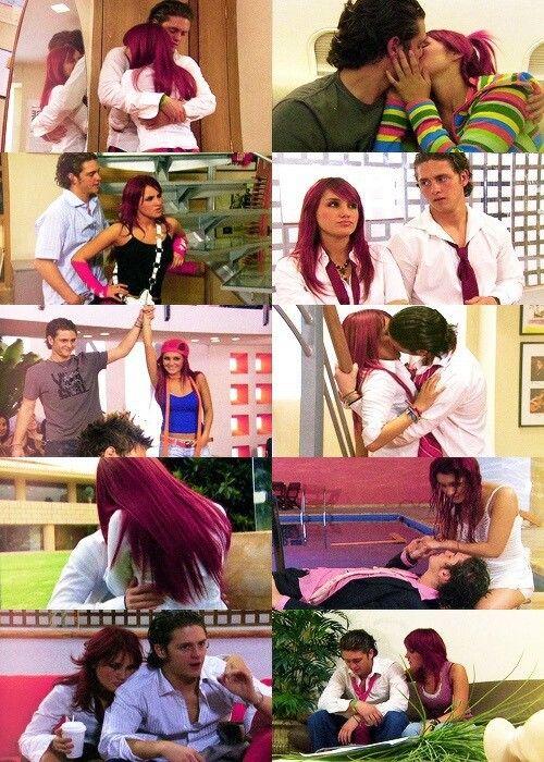 Momentos Roberta & Diego #Rebelde