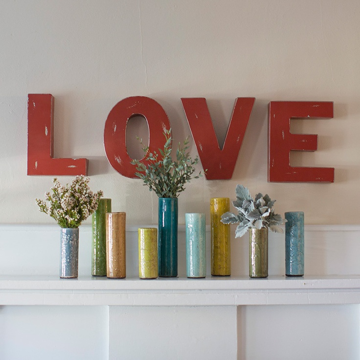 Metal Letters For Wall 52 best letters i love images on pinterest | metal letters, large