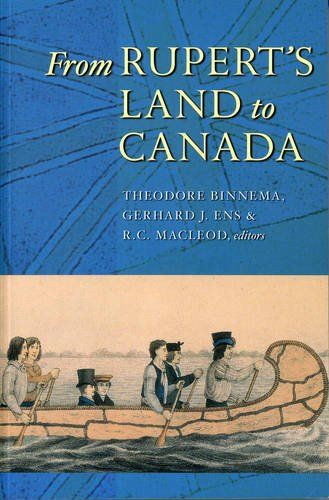 From Rupert's Land to Canada: Essays in Honour of John E.... https://www.amazon.ca/dp/0888643632/ref=cm_sw_r_pi_dp_x_o0FJybBNTCGJ0