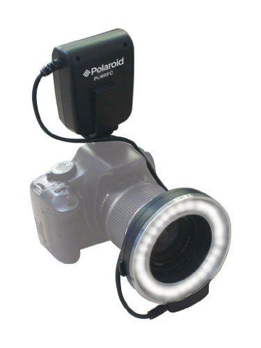 Polaroid Macro LED Ring Flash & Light For The Nikon D3200