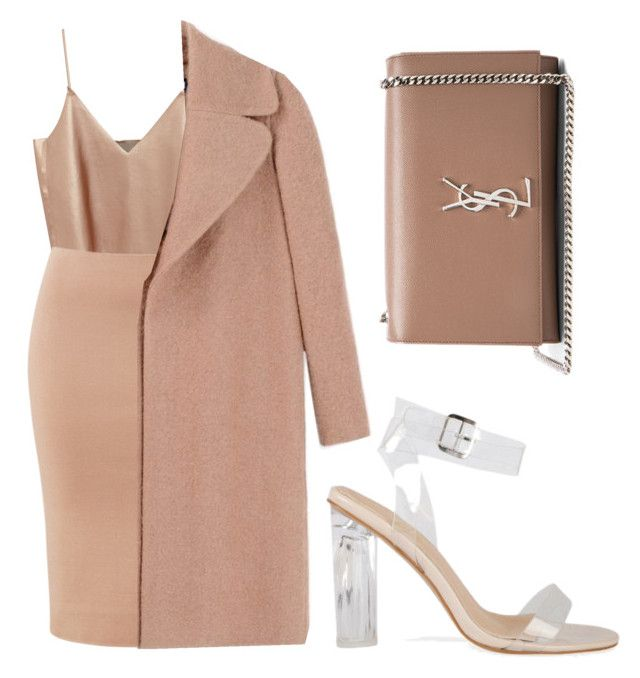 """Untitled #75"" by katelin-louise on Polyvore featuring Rochas and Yves Saint Laurent"