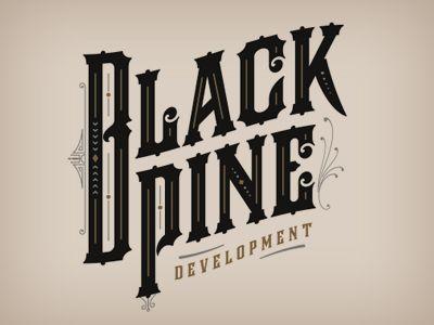Blackpine Development Logo by Device Creative Collaborative