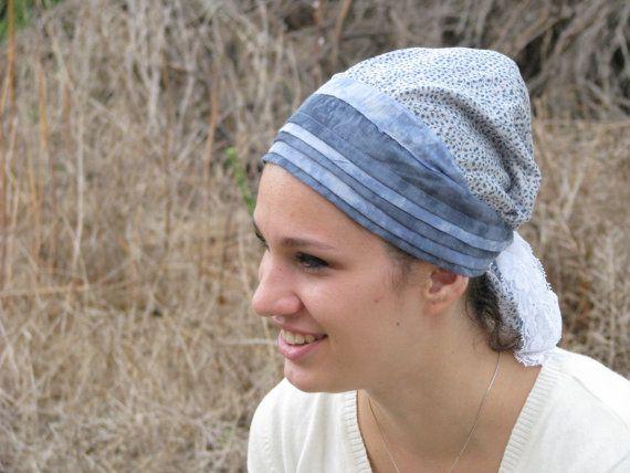 Pré attaché tête enveloppe enveloppe de cheveux par yaelisbloom