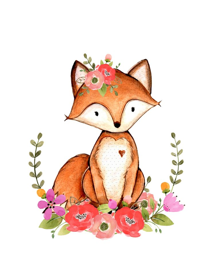 This Is What Brittney Is Using As Art In Her Nursery  Fox -9069