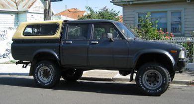 Toyota Hilux LN46 1982 86 Dual Cab 4×4 2.4 Diesel