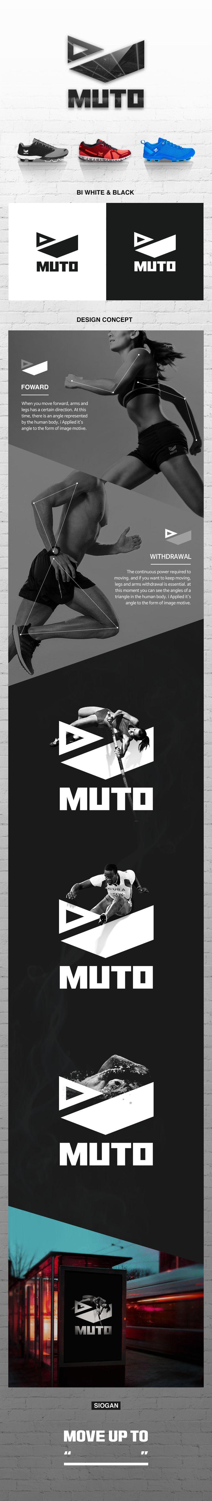 Sport brand logo design & Artwork