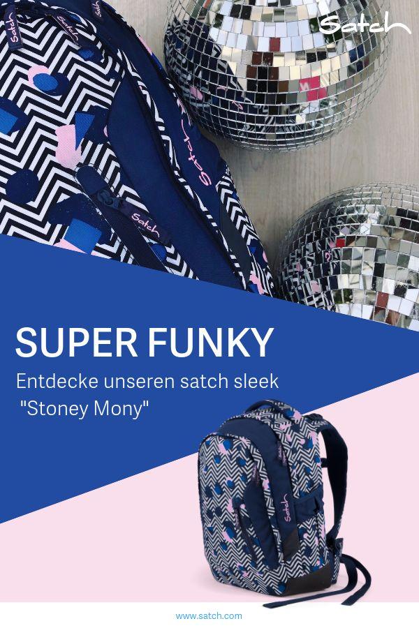 c384d9a8b4ce3 Super Funky und ein absoluter Hingucker - Der satch sleek