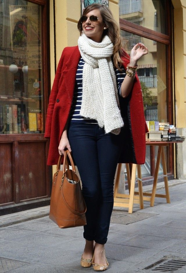 18 Trendy Scarves Wearing Ideas to Get Glamorous Look   Outfit Trends   Outfit Trends