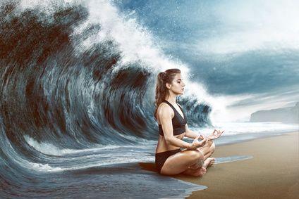 Жизнь без стресса: Найди спокойствие внутри!  Йога #антистресс