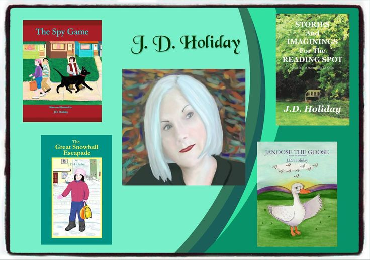 J.D. Holiday, member at Cereal Authors https://cerealauthors.wordpress.com/