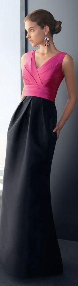 Bárbara Palvin luce un hermoso modelo de Rosa Clará. #Model #Glamour