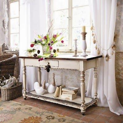 Virlova Interiorismo: [Decotips] Nuevo look para tus muebles: la pátina