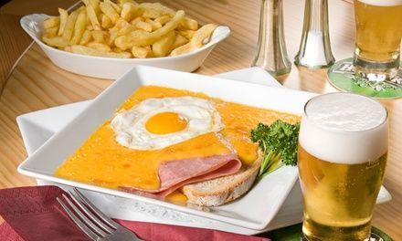 Restaurant Ch'ti Charivari BETHUNE : Welsh au choix pour 2 ou 4