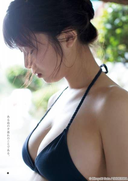 フォトビュアー - 馬場ふみか - 週刊ヤングジャンプ公式サイト