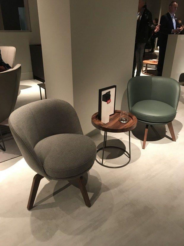 Designaresse bij IMM Cologne 2018  - Rolf Benz