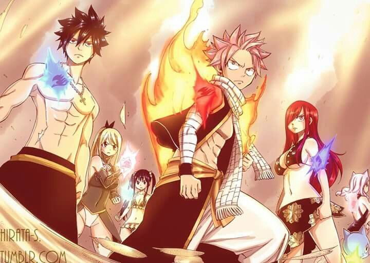 Proud to be a Fairy Tail member... me too I want to be a Fairy Tail member!!!