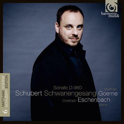 Schubert: Schwanengesang; Sonata D. 960 [CD]