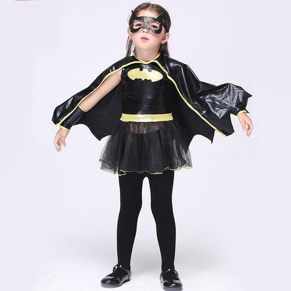 Batman Hero Cosplay Costume For Girl