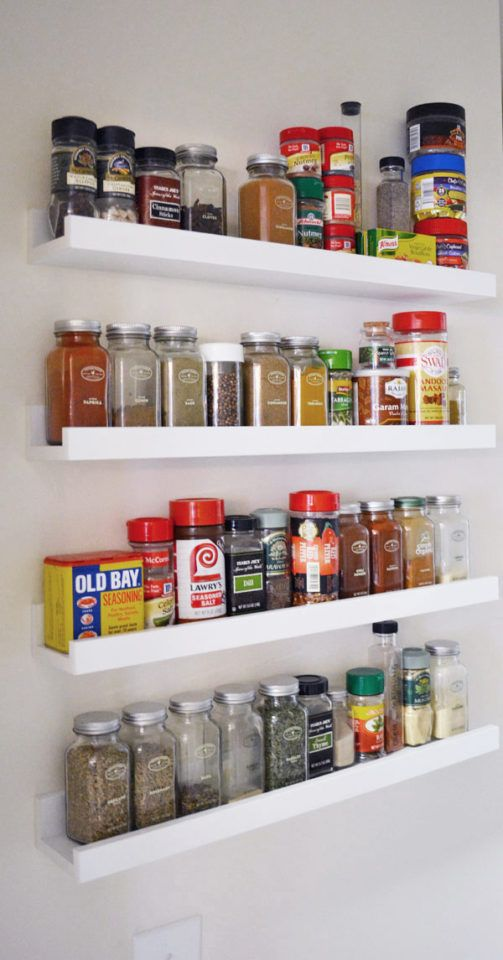 8 Clever Ways To Use Picture Ledges For Storage Around The House